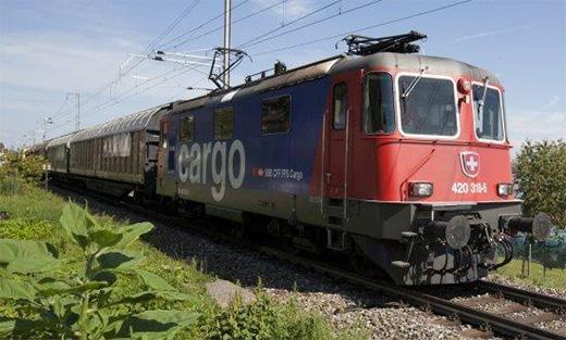 SBB Cargo Zug