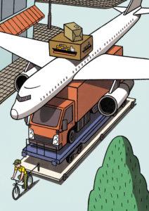 Wahre Wert der Logistik