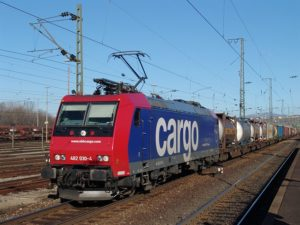 Der Verkehrsträger Bahn kann Terrain zurückgewinnen.