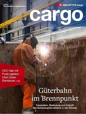 Im neuen Cargo Magazin dreht sich alles um die Faszination Güterverkehr. Das Heft ist erhältlich ab dem 24. Oktober 2014. Zum Abo.