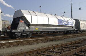 Güterwagen Lärm