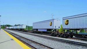 UPS_Rail