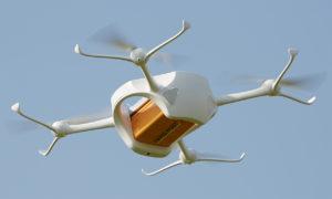 Post Drohne