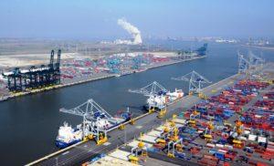 Port_ Antwerp