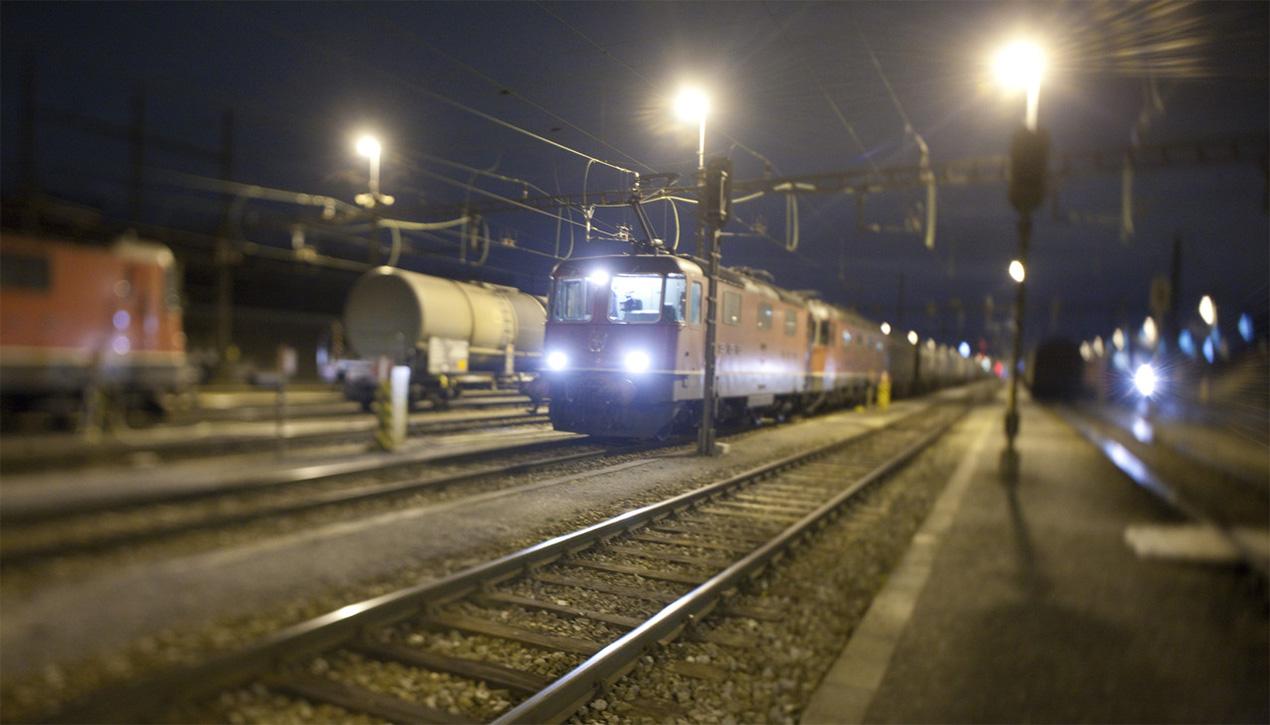 Führerlose Züge