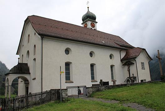 Kirche Wassen