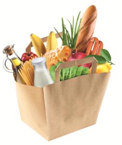 Nahrung ist nur so gut wie ihre Verpackung. Foto:thinkstock