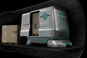 CST-Fahrzeug