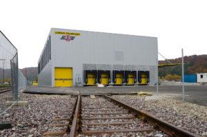 Seit März ist das neue Logistikzentrum in Betrieb. Foto: Camion Transport