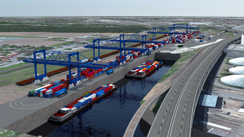 Domanda di approvazione dei piani per il gateway basel for Piani di costruzione del garage