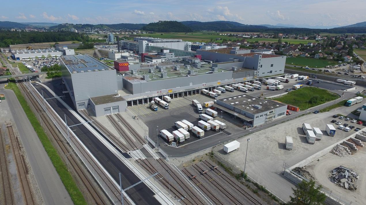 Coop Verteilzentrum Schafisheim