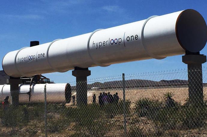 Röhre Hyperloop