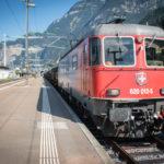 Re 620 Flüelen, Inbetriebnahme Gotthard
