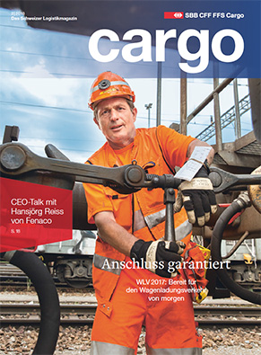 Das neue Cargo Magazin ist ab dem 31. August2016 erhältlich. Im aktuellen Heft dreht sich alles um den Wagenladungsverkehr.