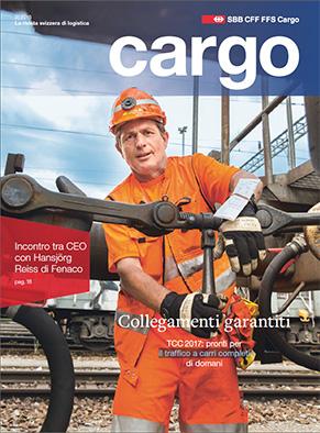La nuova rivista cargo sarà disponibile dal 31agosto 2016. Il numero attuale ruota interamente attorno il traffico a carri completi.