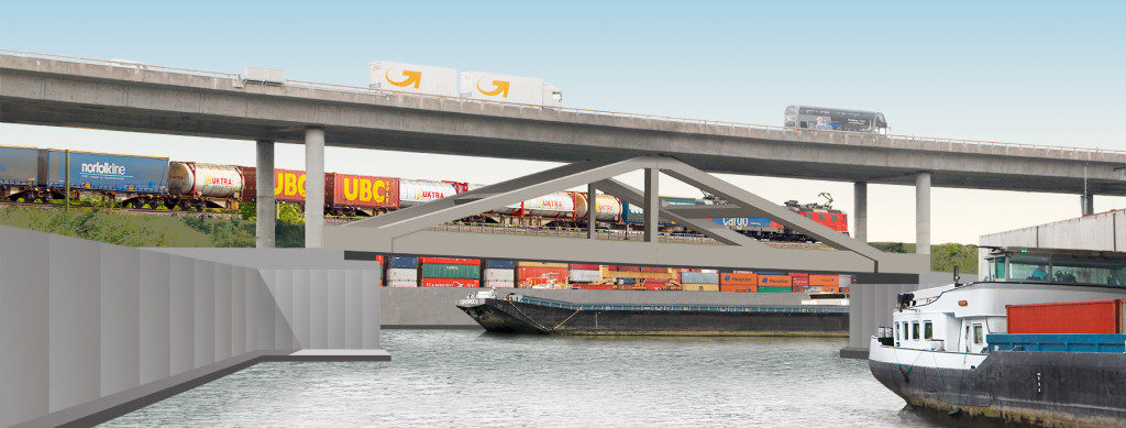 Hafenbecken West