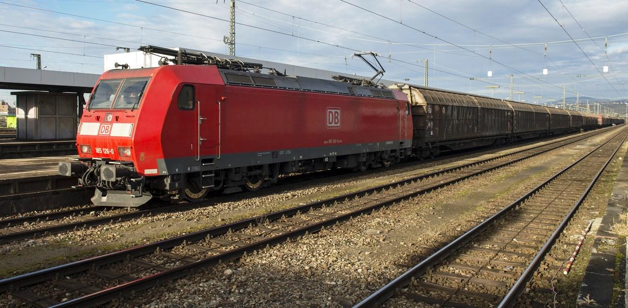 Zug der DB Cargo, Güterzüge