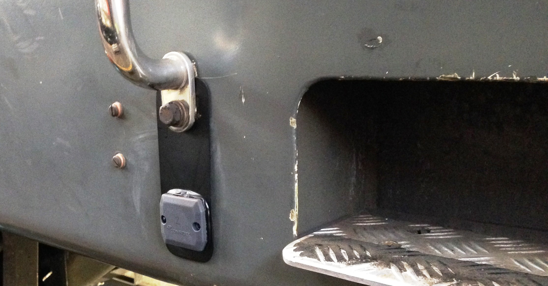 RFID bei Güterwagen