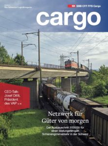 Cargo Magazin Cover