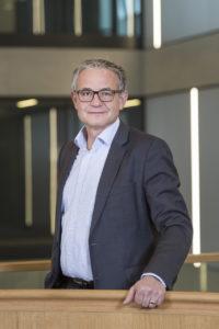 Nicolas Perrin, Leiter SBB Cargo, Mitglied der Konzernleitung SBB. Bild: Christine Strub © christinestrub.ch